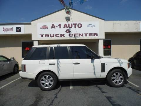 2006 Land Rover Range Rover for sale at A-1 AUTO AND TRUCK CENTER in Memphis TN