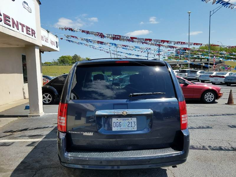 2008 Chrysler Town And Country Touring 4dr Mini-Van In Memphis TN ...