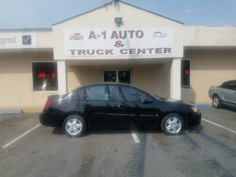 2007 Saturn Ion for sale at A-1 AUTO AND TRUCK CENTER in Memphis TN