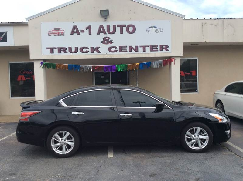 Nissan Dealership Memphis >> 2015 Nissan Altima 2 5 4dr Sedan In Memphis Tn A 1 Auto And Truck