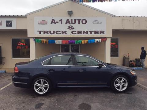 2014 Volkswagen Passat for sale in Memphis, TN