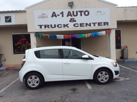 2015 Chevrolet Sonic for sale at A-1 AUTO AND TRUCK CENTER in Memphis TN