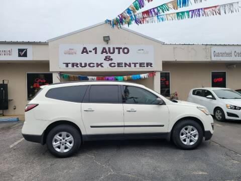 2013 Chevrolet Traverse for sale at A-1 AUTO AND TRUCK CENTER in Memphis TN