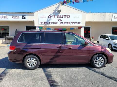2010 Honda Odyssey for sale at A-1 AUTO AND TRUCK CENTER in Memphis TN