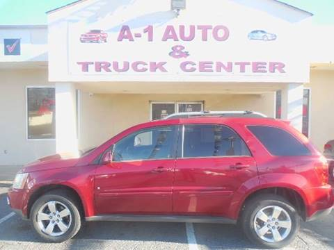 2006 Pontiac Torrent for sale at A-1 AUTO AND TRUCK CENTER in Memphis TN