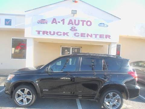 2011 Toyota RAV4 for sale at A-1 AUTO AND TRUCK CENTER in Memphis TN