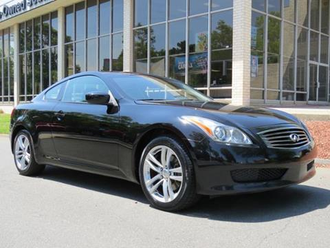2009 Infiniti G37 Coupe for sale in Charlotte, NC