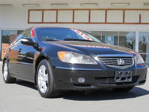 2006 Acura RL for sale in Charlotte, NC