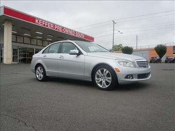 2011 Mercedes-Benz C-Class for sale in Charlotte, NC