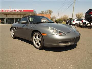 2001 Porsche Boxster for sale in Charlotte, NC
