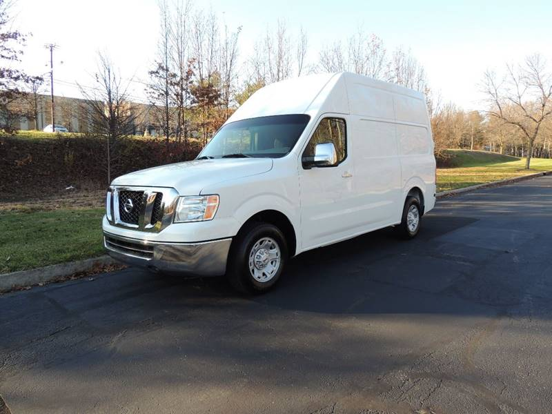 2012 Nissan NV Cargo for sale at Sunscape Enterprises in East Brunswick NJ