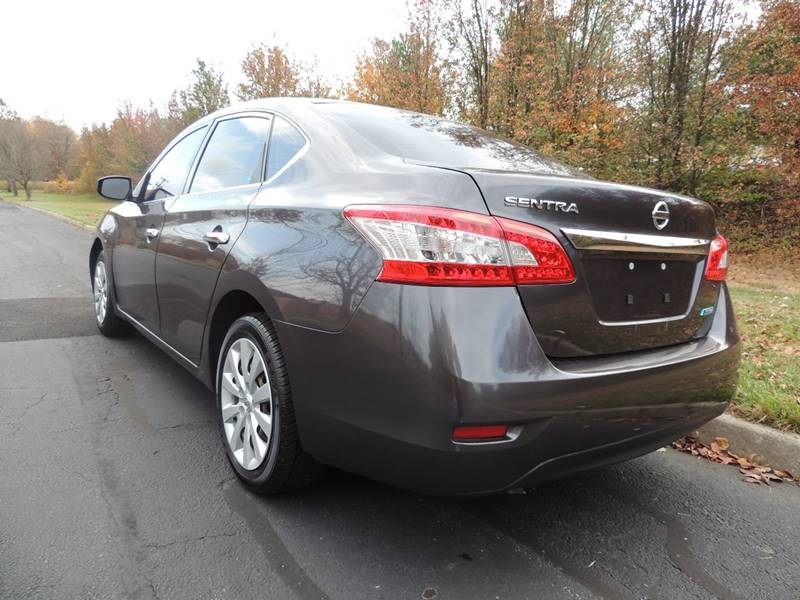 2013 Nissan Sentra S 4dr Sedan CVT - East Brunswick NJ