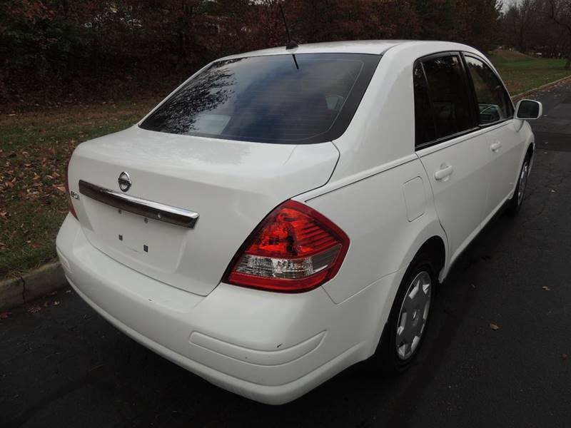 2009 Nissan Versa 1.8 SL 4dr Sedan - East Brunswick NJ