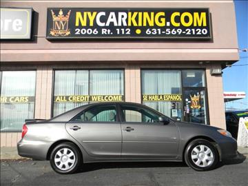 2002 Toyota Camry for sale in Medford, NY