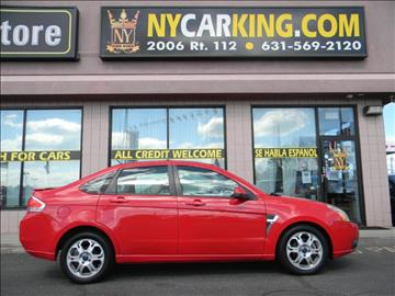 2008 Ford Focus for sale in Medford, NY