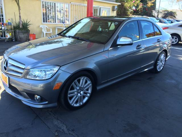 2009 Mercedes-Benz C-Class for sale at Auto Emporium in Wilmington CA