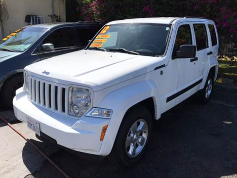 2012 Jeep Liberty for sale at Auto Emporium in Wilmington CA
