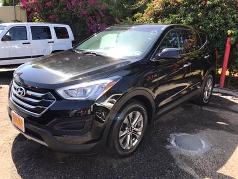 2016 Hyundai Santa Fe Sport for sale at Auto Emporium in Wilmington CA