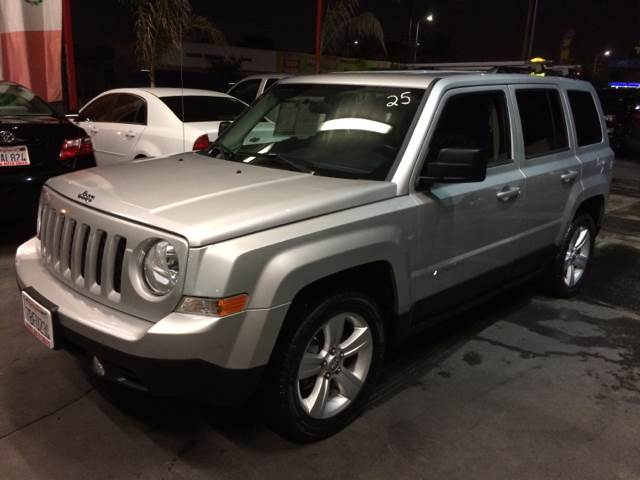2011 Jeep Patriot for sale at Auto Emporium in Wilmington CA