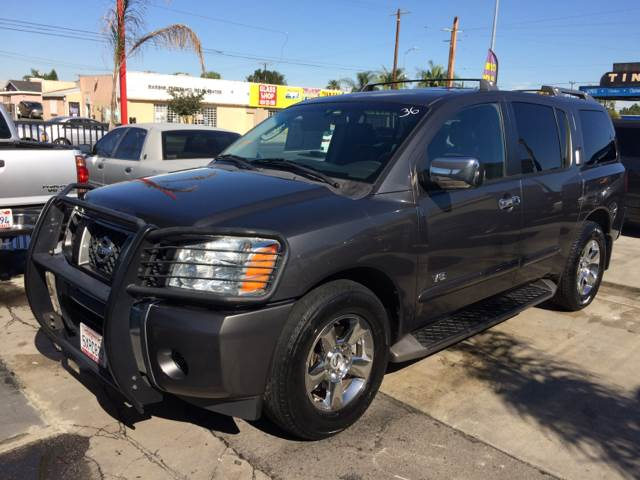 2006 Nissan Armada for sale at Auto Emporium in Wilmington CA