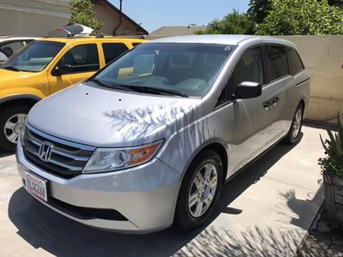 2013 Honda Odyssey for sale at Auto Emporium in Wilmington CA