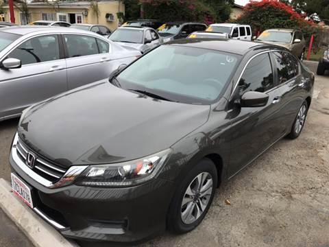 2013 Honda Accord for sale at Auto Emporium in Wilmington CA