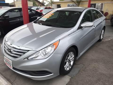 2014 Hyundai Sonata for sale at Auto Emporium in Wilmington CA