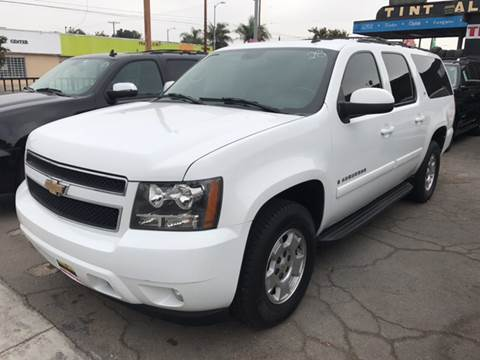 2008 Chevrolet Suburban for sale at Auto Emporium in Wilmington CA