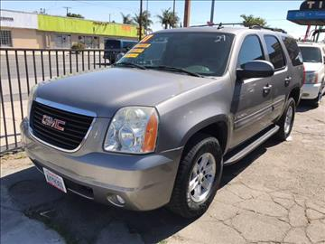 2007 GMC Yukon for sale at Auto Emporium in Wilmington CA