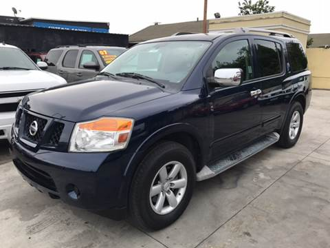 2010 Nissan Armada for sale at Auto Emporium in Wilmington CA