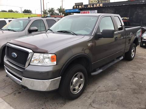 2008 Ford F-150 for sale at Auto Emporium in Wilmington CA