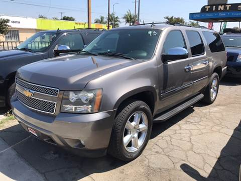 2011 Chevrolet Suburban for sale at Auto Emporium in Wilmington CA