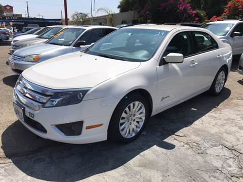2012 Ford Fusion Hybrid for sale at Auto Emporium in Wilmington CA