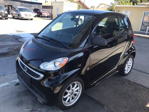 2014 Smart fortwo for sale at Auto Emporium in Wilmington CA