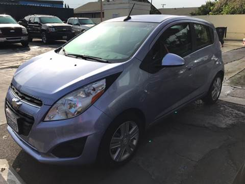2014 Chevrolet Spark for sale at Auto Emporium in Wilmington CA
