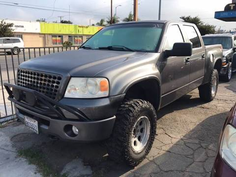 2007 Ford F-150 for sale at Auto Emporium in Wilmington CA