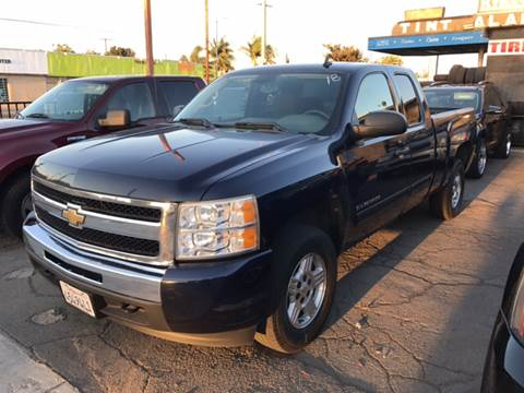 2011 Chevrolet Silverado 1500 for sale at Auto Emporium in Wilmington CA