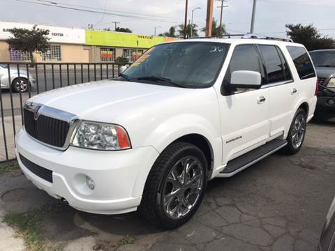 2004 Lincoln Navigator for sale at Auto Emporium in Wilmington CA
