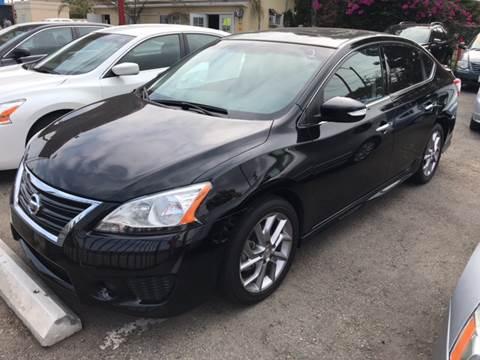 2015 Nissan Sentra for sale at Auto Emporium in Wilmington CA