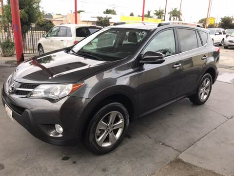 2015 Toyota RAV4 for sale at Auto Emporium in Wilmington CA