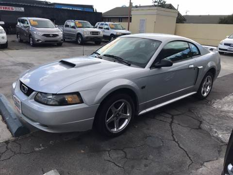 2003 Ford Mustang for sale at Auto Emporium in Wilmington CA