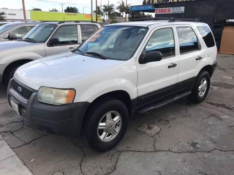 2003 Ford Escape for sale at Auto Emporium in Wilmington CA