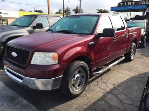 2006 Ford F-150 for sale at Auto Emporium in Wilmington CA