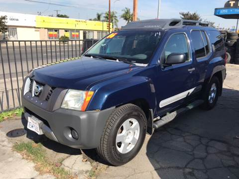 2006 Nissan Xterra for sale at Auto Emporium in Wilmington CA