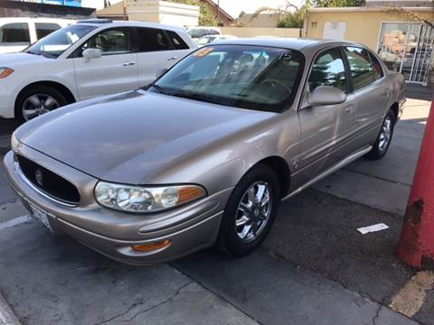 2003 Buick LeSabre for sale at Auto Emporium in Wilmington CA