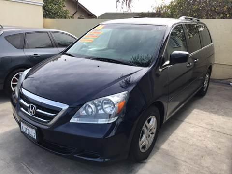 2006 Honda Odyssey for sale at Auto Emporium in Wilmington CA