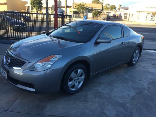 2008 Nissan Altima for sale at Auto Emporium in Wilmington CA