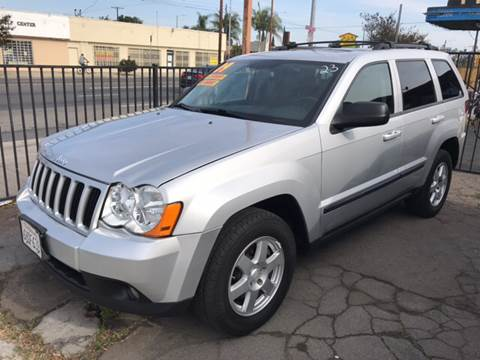 2009 Jeep Grand Cherokee for sale at Auto Emporium in Wilmington CA