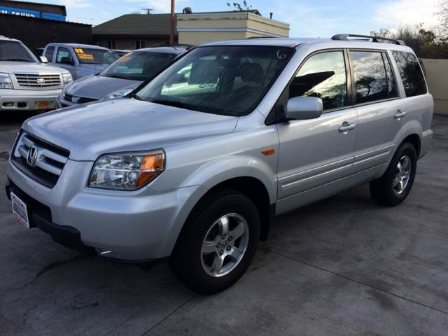 2008 Honda Pilot for sale at Auto Emporium in Wilmington CA