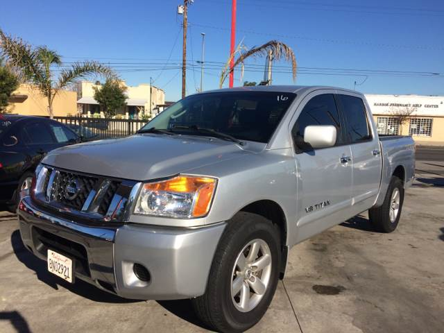 2008 Nissan Titan for sale at Auto Emporium in Wilmington CA